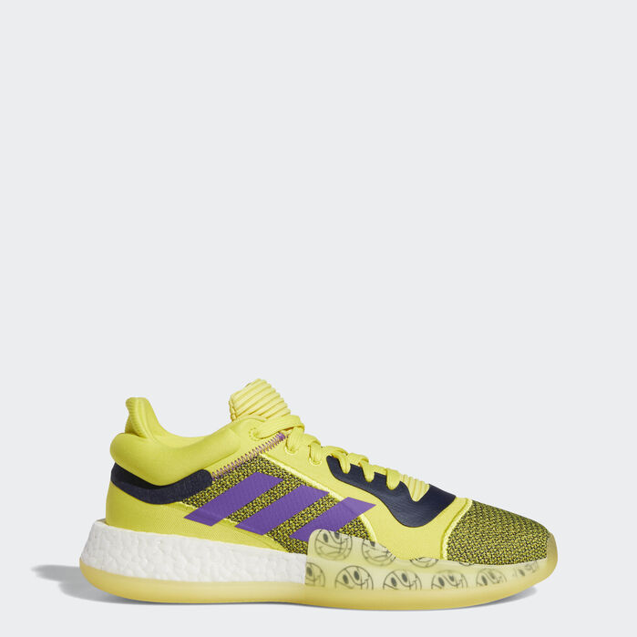 Marquee Boost Low Shoes Shock Yellow M 8 / W 9 Mens